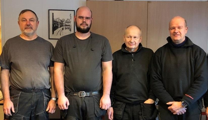 God innsats ga fast jobb hos Norske Backer