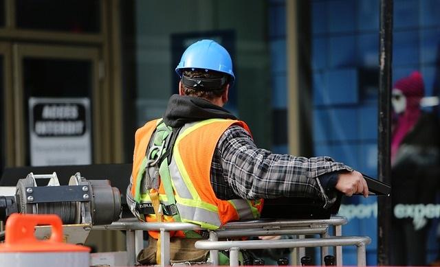 Behovet er stort for fagutlærte innen bygg- og anlegg.
